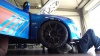 Alpine A110 Cup : Authentique voiture de course