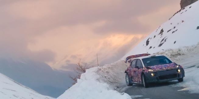 Citroën à la reconquête des sommets (Photo @World)