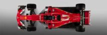 F1 : Ferrari présente la SF70H