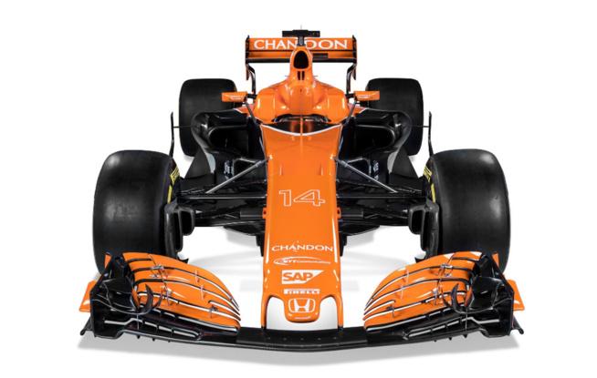 © McLaren Honda