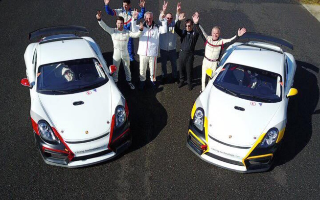 Racing Technology reste fidèle à Porsche
