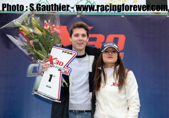 Première victoire 2017 pour Pierre