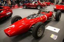 Le Ferrari 156 pilotée en 1963 - O. Jennequin Racingforever