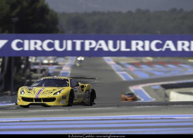 Des tests au Paul Ricard très instructifs (Photo A.Camblor - racingforever.com)