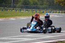 Les années Karting furent formatrices