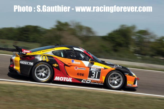 FFSA GT - GT4 Sud : Nogaro, course 2