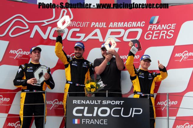 2 victoires brillantes pour Thibaut Bossy et TB2S