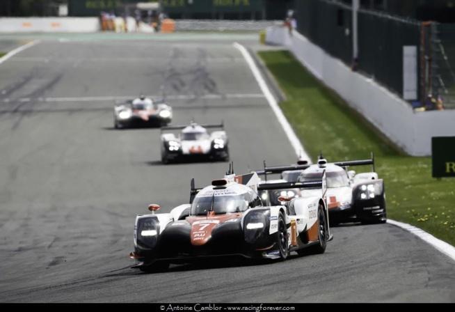FIA WEC : Toyota fin prête ?