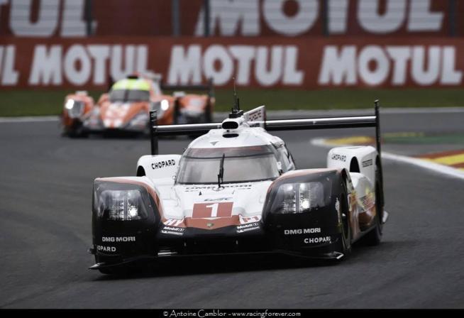 Porsche vise les 24h du Mans