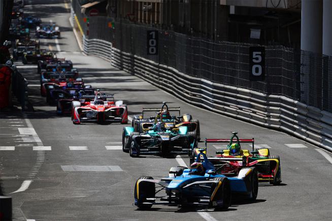 © FIA Formula E