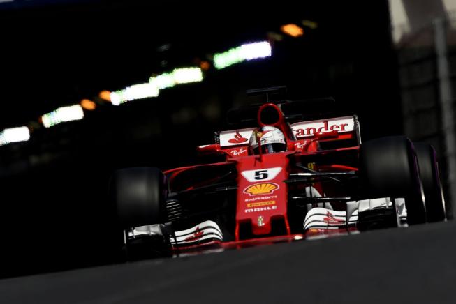 Vettel remporte un beau succès