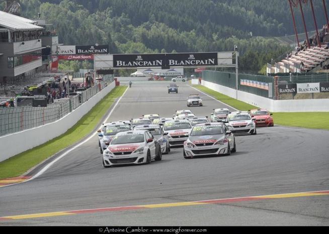 Un terrain de jeu de premier choix pour la 308 Racing Cup