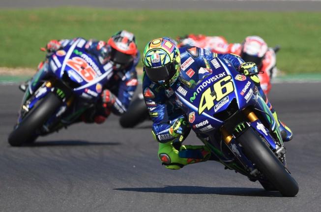 Après une belle course à Silverstone, c'est la cata pour Rossi !