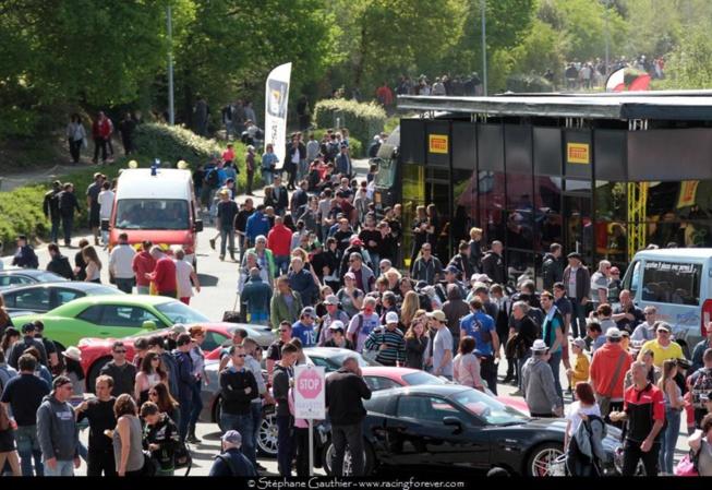 GT4 :  C'est la reprise à Magny-Cours