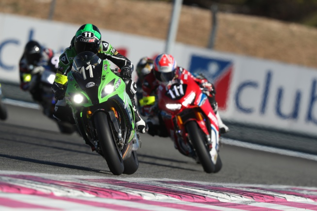 Kawasaki en pole (Photo FimEWC)