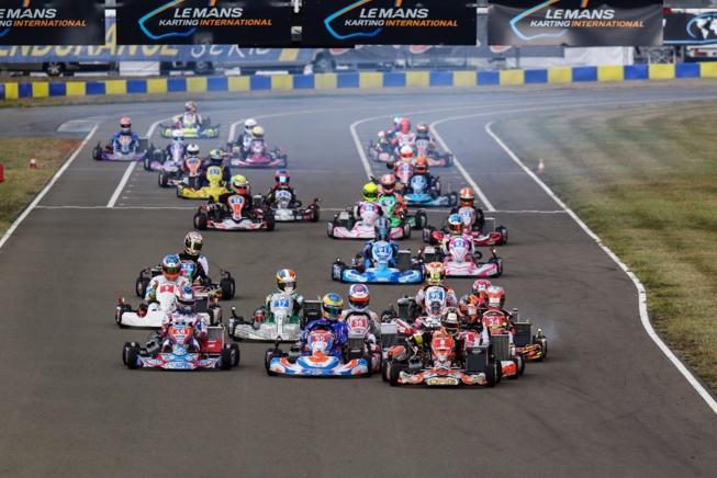 Karting : 24h du Mans