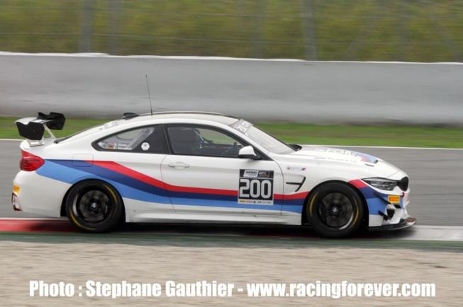 Première apparition et déjà une victoire pour la BMW M4 GT4