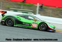 Rinaldi Racing s'impose avec la 488