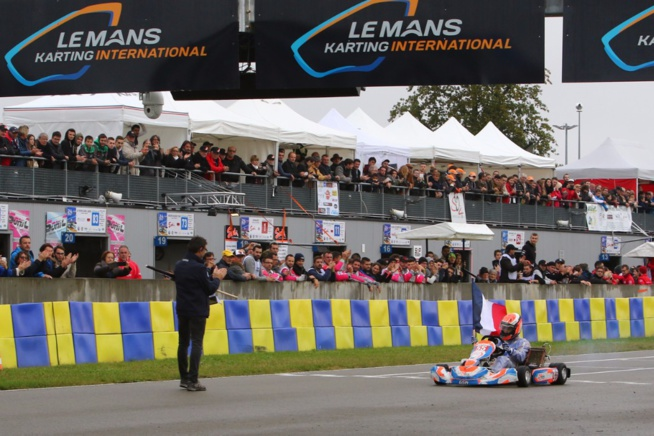 24 heures d'efforts au Mans