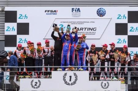 24 heures du Mans Karting 2017