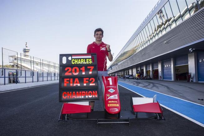 Champion ! / © Andrew Ferraro/FIA Formula 2.