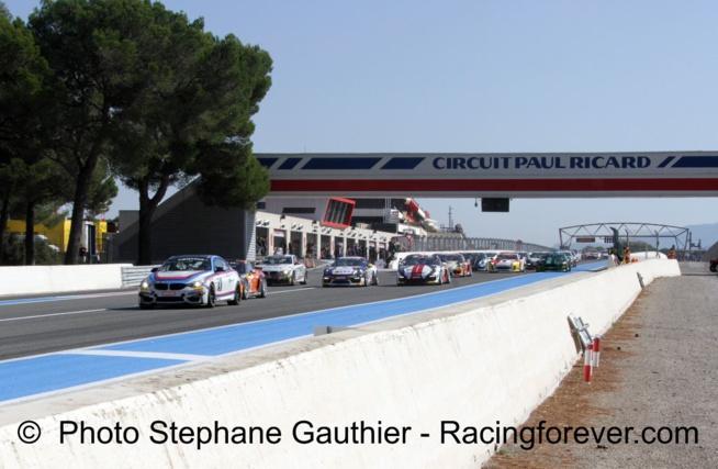 Dernier départ de la saison FFSA GT