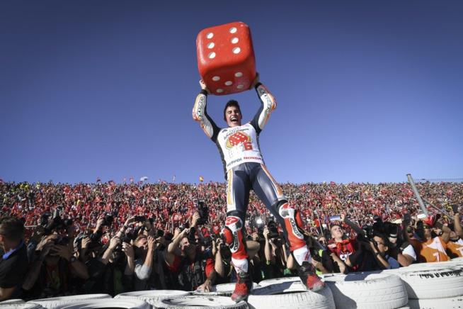 6e titre pour Marquez (Photo Honda pro racing)