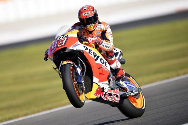 Marc Marquez, un pilote d'exception (Photo Honda Pro Racing)