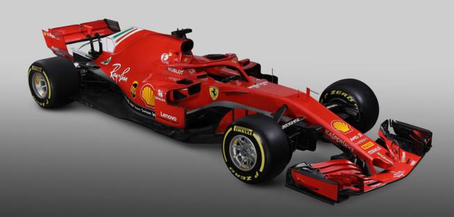 © Ferrari F1