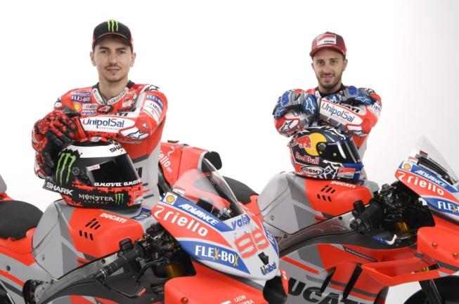 Prêt pour la revanche chez Ducati (Photo Ducati)