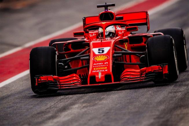© Ferrari F1 sPA