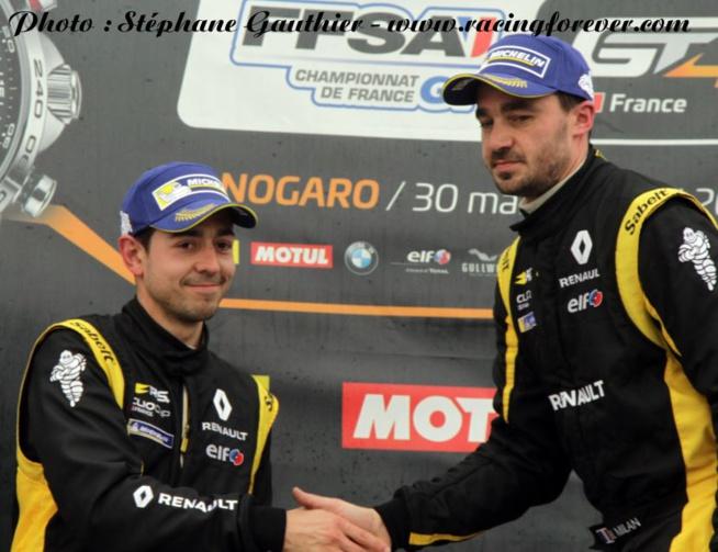 Un sacré duel entre Castagné et Milan