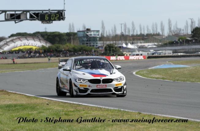 FFSA GT : La meilleure BMW à Nogaro !