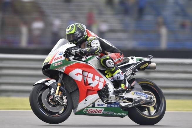3e victoire pour Cal Crutchlow dans une course folle (Photo Honda Pro Racing)