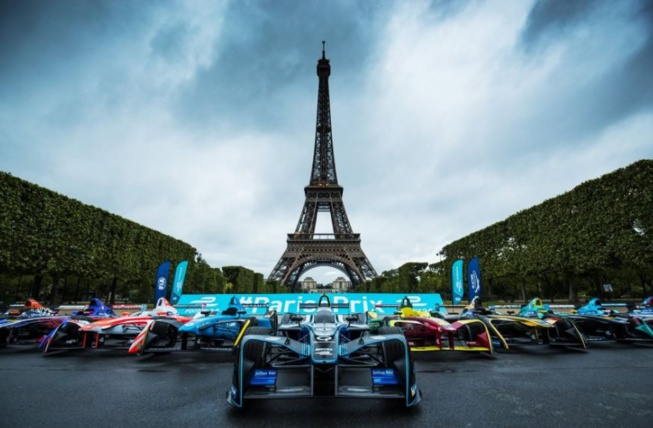 L'électrique au coeur de Paris