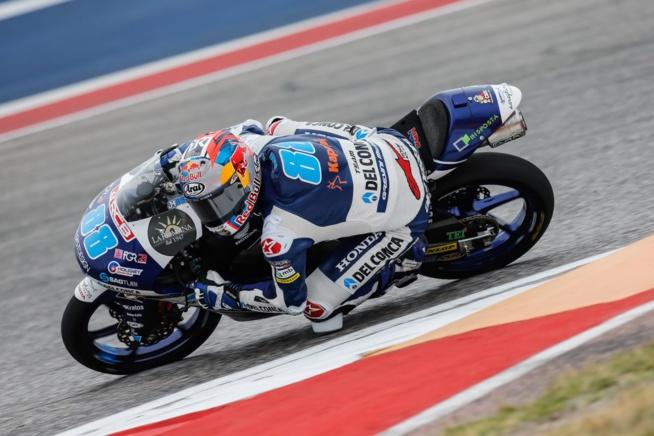 Jorge Martin gagne en Honda (Photo Honda Pro Racing)