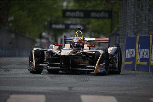 Formule E : E-Prix de Paris, victoire de Vergne