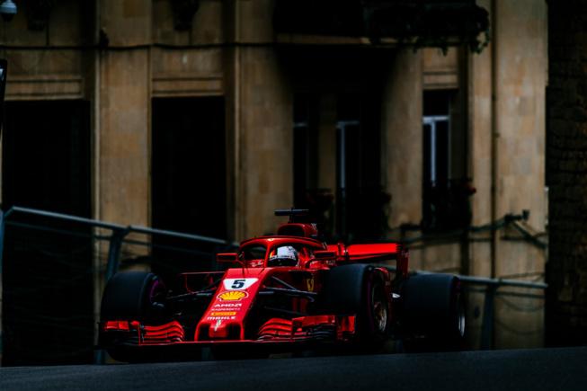 Vettel prendra t'il sa revanche à Baku ?
