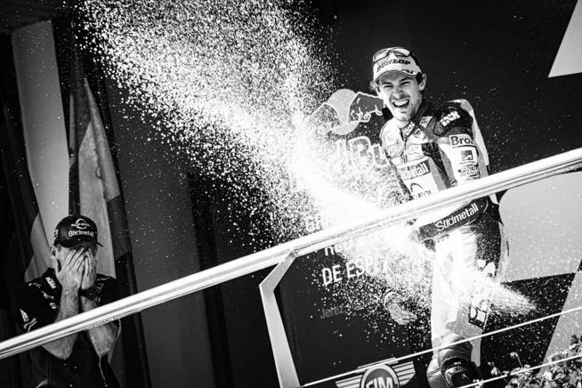 Une victoire précieuse pour Oettl (Photo : Markus Berger)