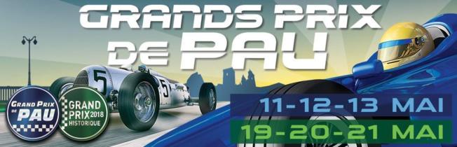 Grand prix de Pau : les horaires du Grand prix moderne