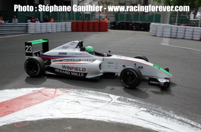 2 pole positions pour Collet