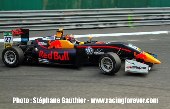 FIA F3 : Dick Ticktum en pole position à Pau