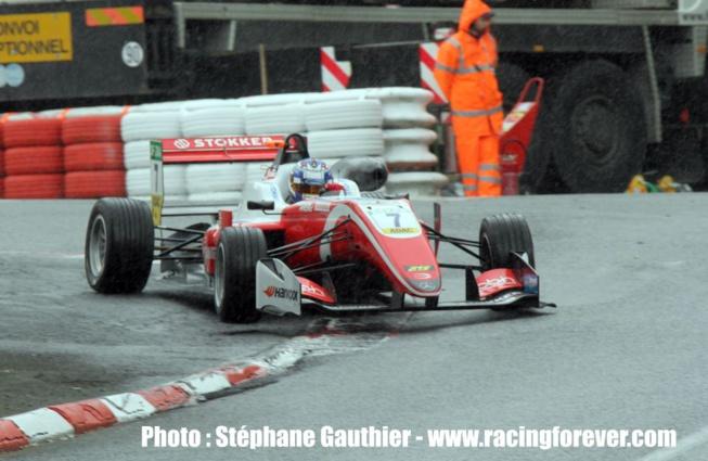 Ralf Aron s'impose au bon moment à Pau