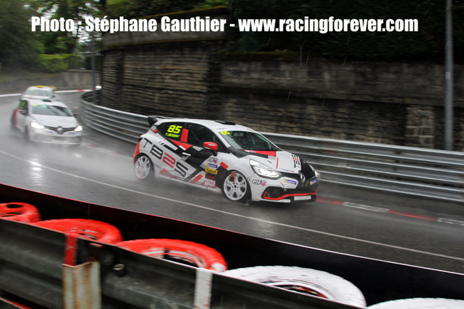 Clio Cup : Bilan positif pour TB2S à Pau