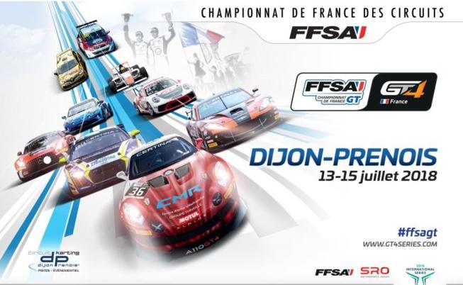 L'affiche de Dijon