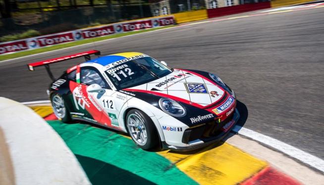 Porsche Carrera Cup sur les plus beaux circuits (Photo Porsche/Goure)
