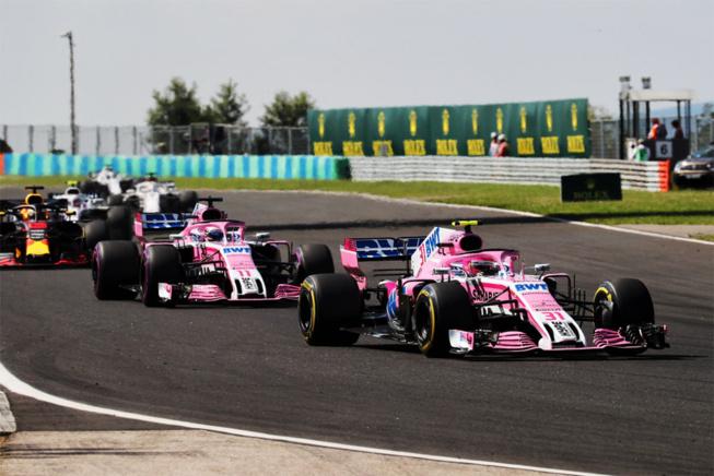 © Force India F1