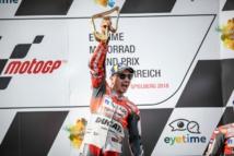 Déjà 3 victoires au compteur pour Jorge Lorenzo (Photo Ducati Corse)