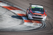 308 Racing Cup : Reprise à Magny-Cours