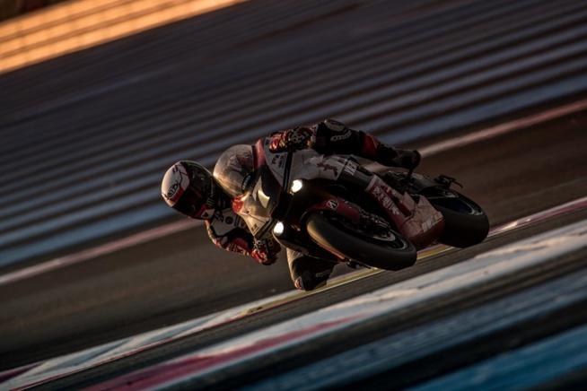 Le Yamaha YART finit a moins d'une minute des vainqueurs (Photo Yamaha YART)